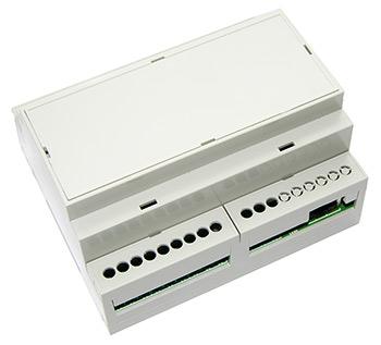 Ethernet ���� ���������� KBX-3D �� DIN �����