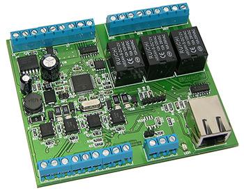 ONVIF модуль мониторинга и контроля